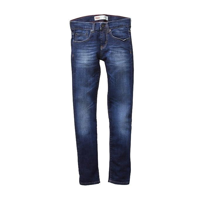 f53571c16 Levi's Jean 510 Skinny Jeans para Niños: Amazon.es: Ropa y accesorios