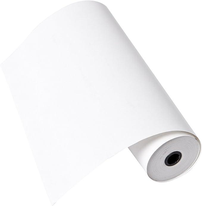 Brother PAR411 - Rollo de papel continuo A4 (30m/rollo): Brother: Amazon.es: Oficina y papelería