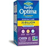 Nature's Way Fortify Optima Daily Probiotic, 35 Billion, 15 Strains, Prebiotic, 30 Capsules