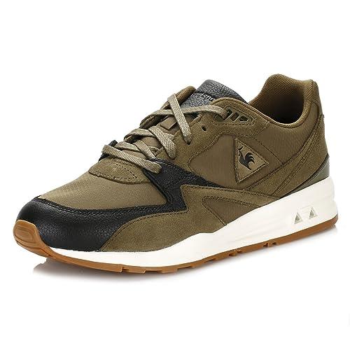 53e129889ea9 Le Coq Sportif Mens Winter Beech LCS R800 C Trainers  Amazon.co.uk  Shoes    Bags