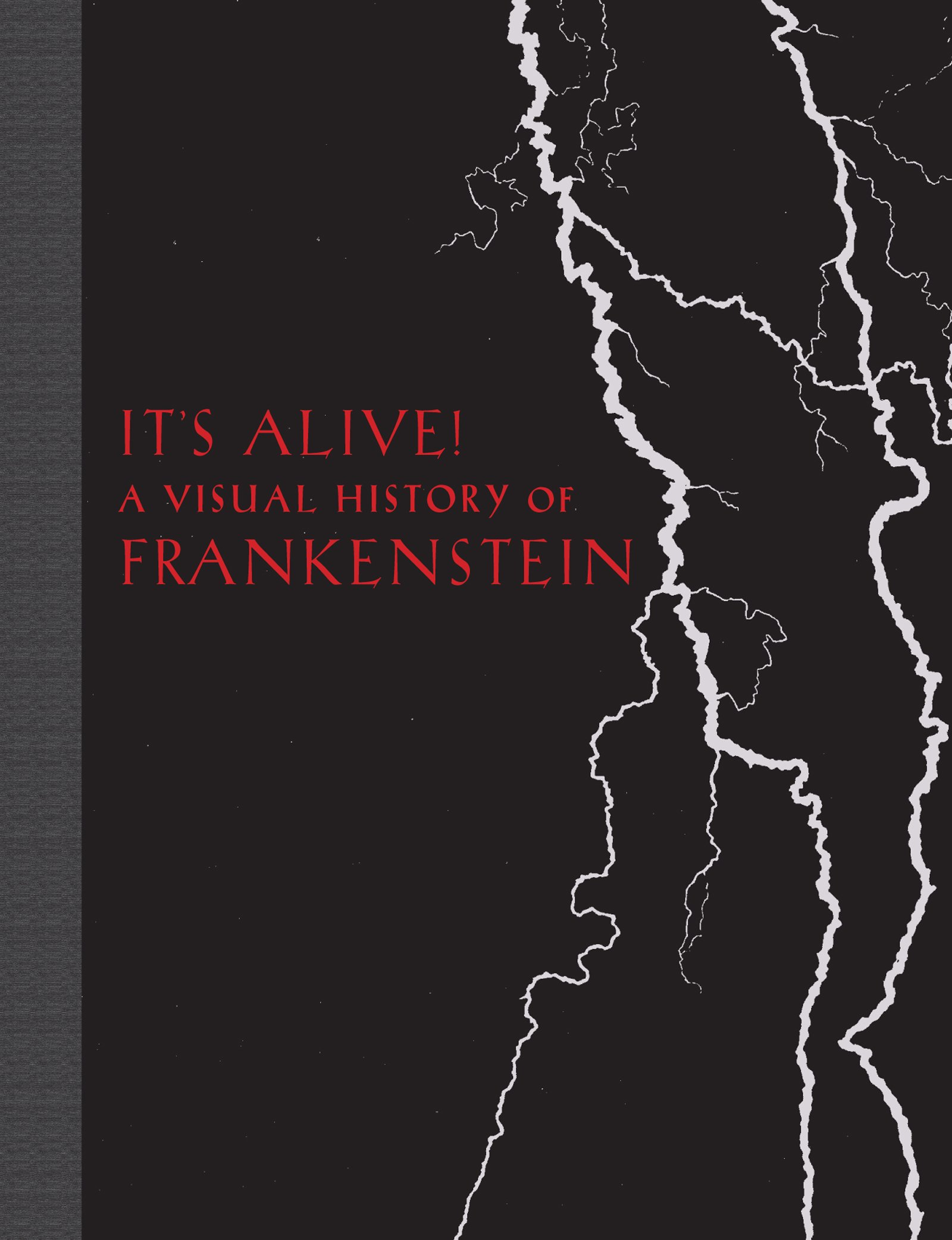 It's alive ! A visual history of Frankenstein (catalogue d'expo) 71KijHmSJJL