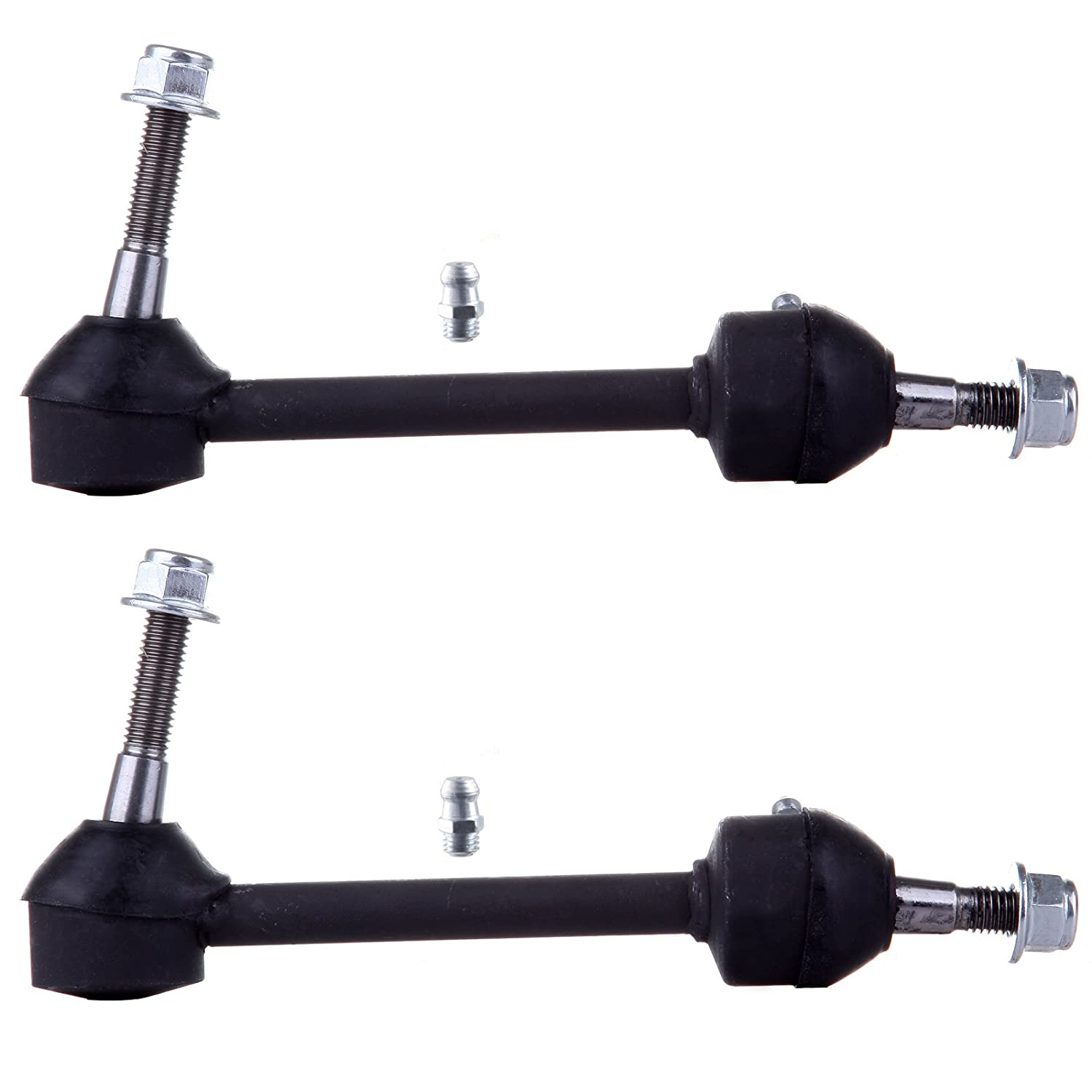 ECCPP Front Stabilizer Sway Bar Links Complete Kit for 1995 1996 1997 Ford Crown Victoria Lincoln Town Car (2Pcs) 802014-5211-1058381