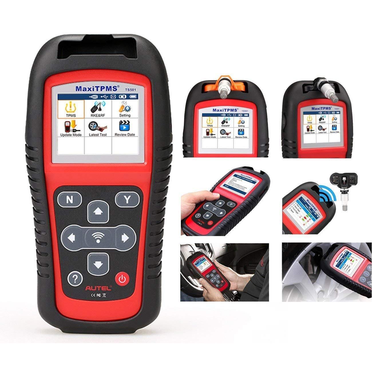 Autel MaxiTPMS TS501 TPMS Service Tire Pressure tool Car Diagnostic Tool
