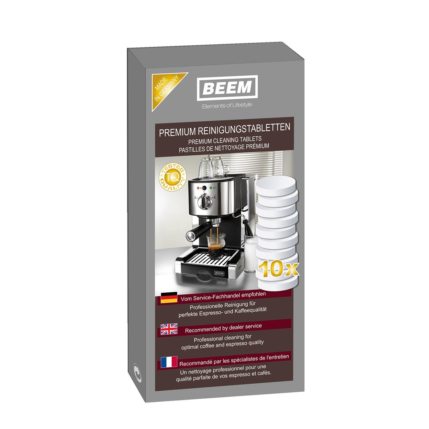 Beem Premium Tablettes de nettoyage//Convient pour tous les Machines 43205359010