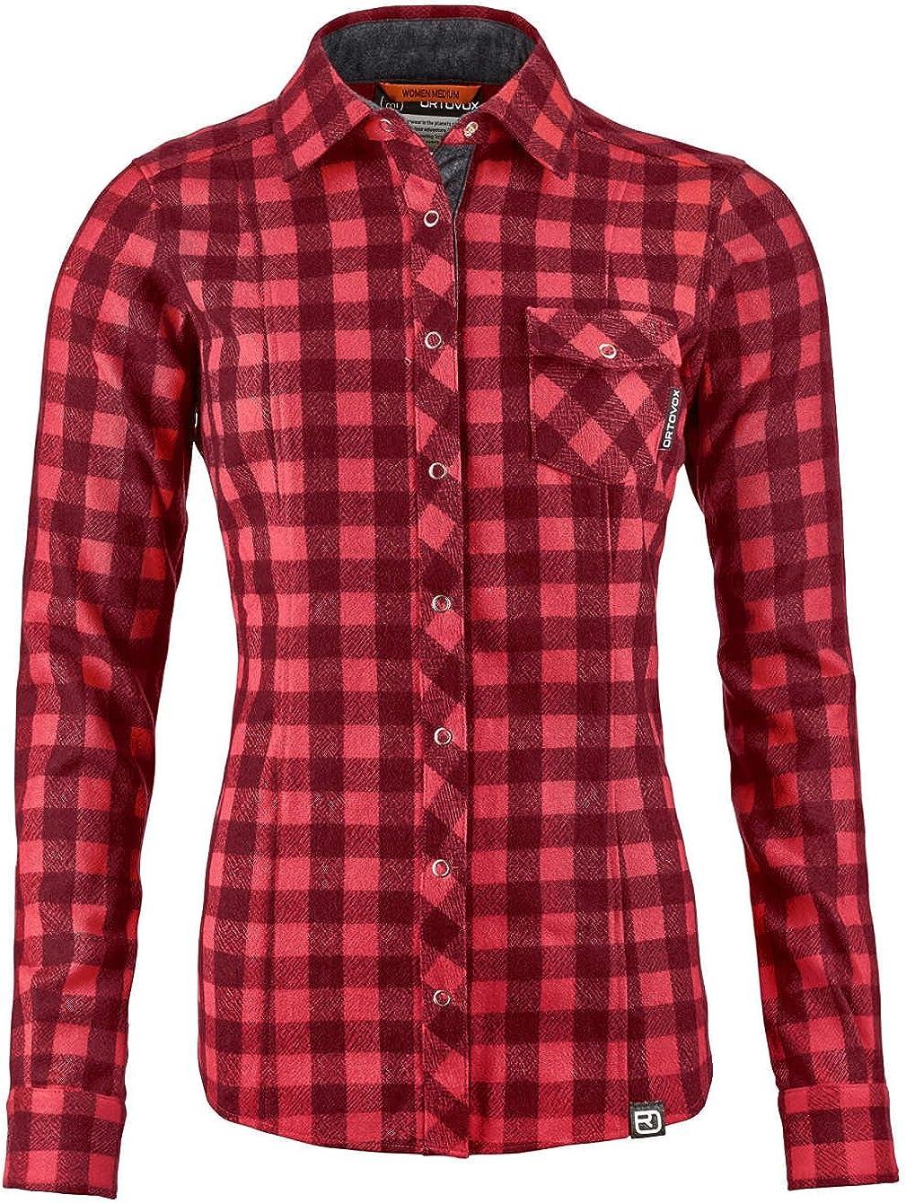 Ortovox Camicia Donna