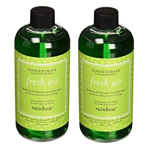 TVP Rainbow Genuine Fresh Air Concentrate, Air Freshener 16 oz (2 Pack)