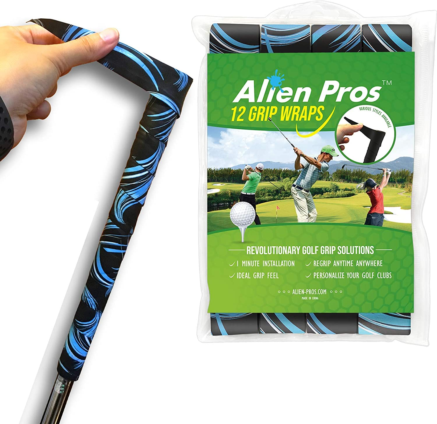 7 Best Golf Grips for Drivers- Reviews and Buying Guide 4