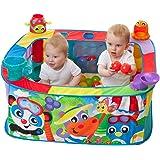 Playgro 40175APop Up Baby Ball Pool (Multi-Coloured)