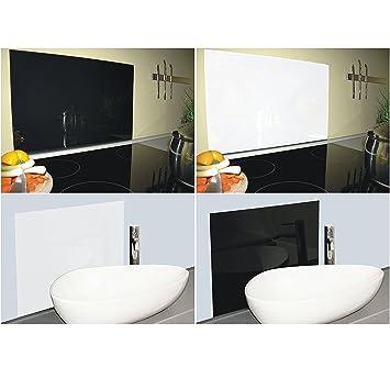 PAULUS Spritzschutz Acrylglas für Küche Wand Waschbecken Bad in ...