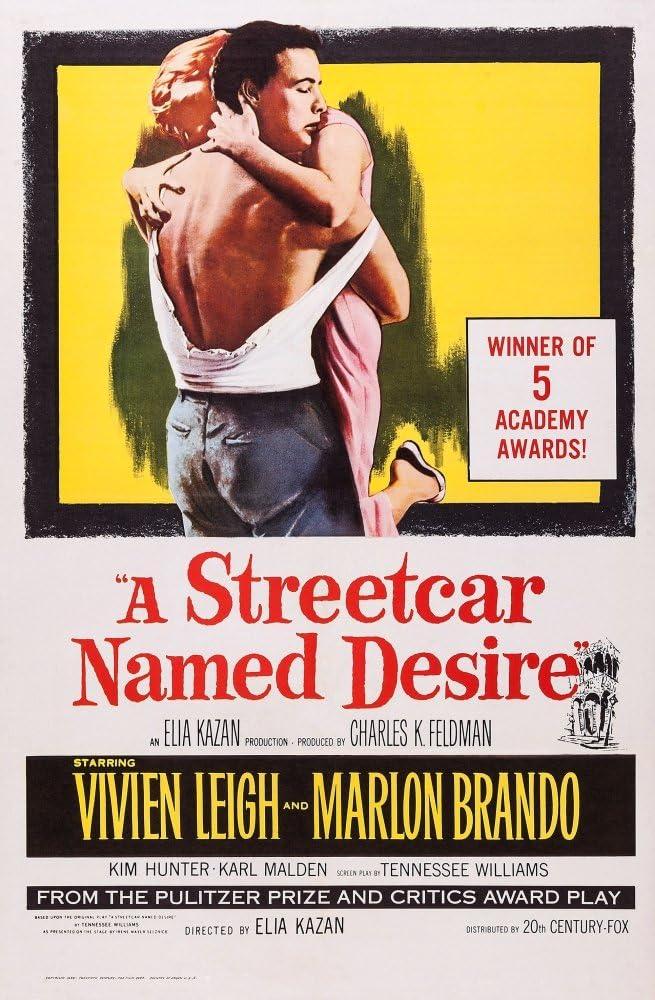 A Streetcar Named Desire Movie Poster Masterprint (24 x 36)