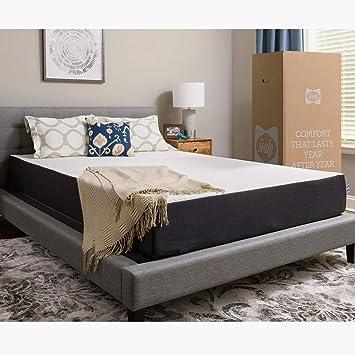 Amazon Com Sealy 10 Inch Mattress In A Box Adaptive Comfort