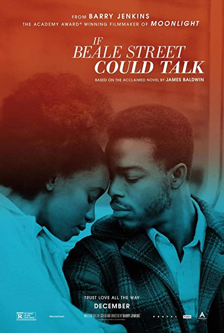 Lionbeen If Beale Street Could Talk Movie Poster Cartel de ...