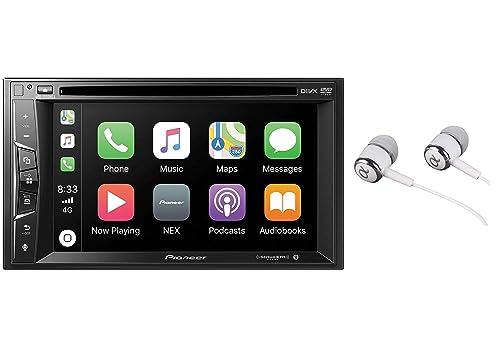 Pioneer Multimedia Double-Din In-Dash 6.2inch Dvd Receiver