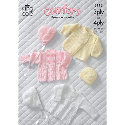 Baby Jacket Knitting Pattern Amazon