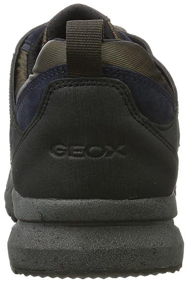 Geox Abx Geghy shoes Neri B A U Amazon kwPXn08O