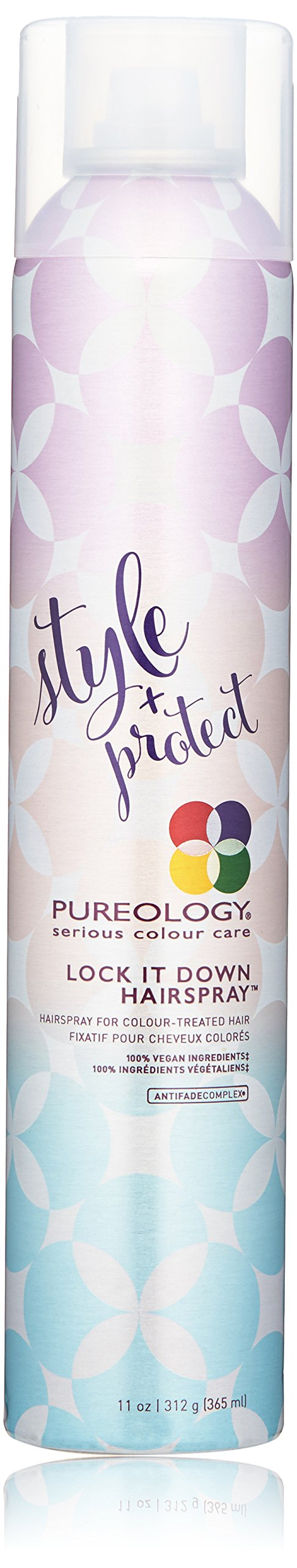 Pureology Style Protect Lock It Down Hairspray, 11 oz by Pureology