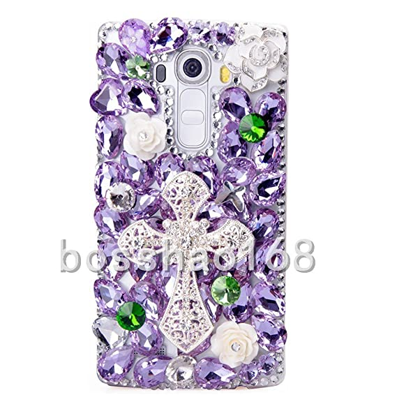 on sale cf138 1bc0b ZTE Blade Spark Z971 Z956 Case, ZTE Grand X4 Case,Bling handmade Glitter  Crystal Rhinestone Soft Back Phone Cover Case for ZTE Grand X4/ZTE Blade ...