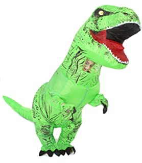 Amazon Com Goprime T Rex Costume Dino Theme Party Dress Dinosaur