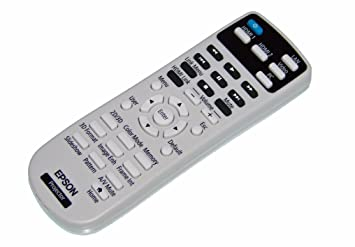 Control remoto de proyector - OEM Epson , incluido con EH ...
