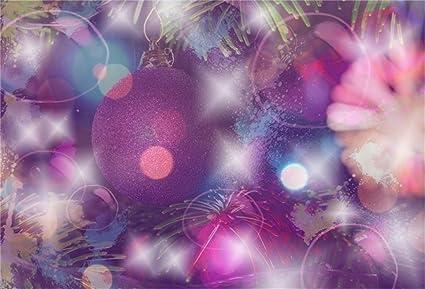 Christmas Graffiti Background.Aofoto 6x4ft Fantasy Bokeh Neon Halos Backdrop Christmas Ball Fashion Graffiti Sweet Dream Good Night Photography Background Photo Studio Props Grunge