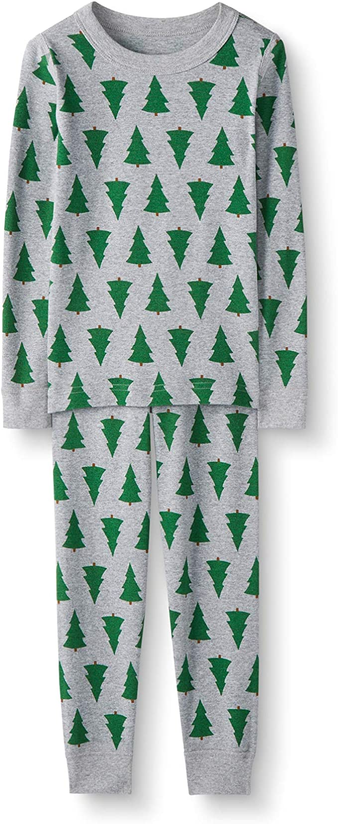 Hanna Andersson SW Holiday Print Family Pajamas