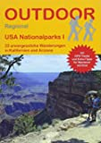 USA Nationalparks I: 23 unvergessliche Wanderungen in Kalifornien und Arizona (Outdoor Regional)