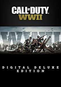 Call of Duty: WWII - Deluxe Edition   PC Download - Steam Code