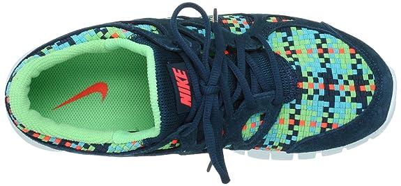 Nike Free Run 2 Woven, EU:40;Farbe:Bunt: : Schuhe