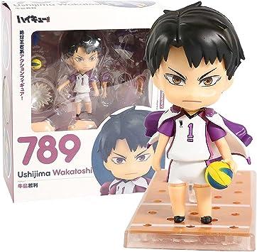 Haikyuu Hinata Syouyou kageyama Tobio Oikawa Tooru Kozume Kenma PVC Action Figure Collectible Model Toy