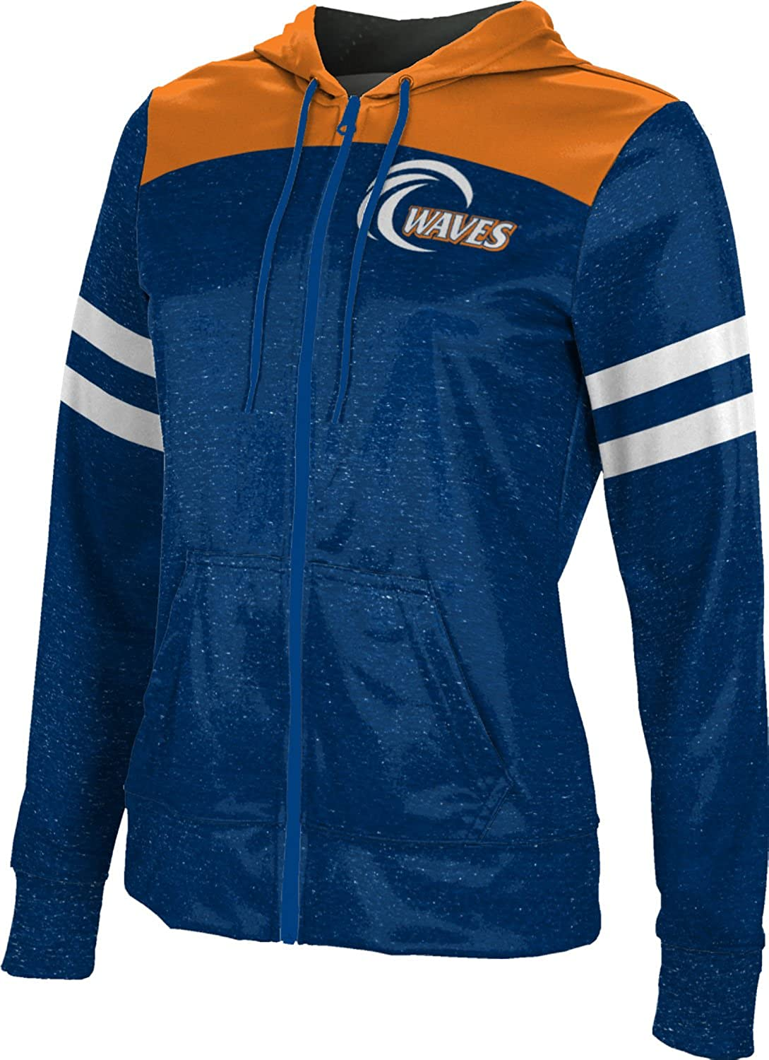 Game Time School Spirit Sweatshirt Pepperdine University Girls Zipper Hoodie