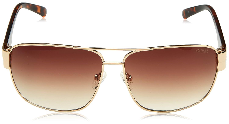 Guess Sonnenbrille 127Gld-3465 (60 mm) goldfarben 3AkVD
