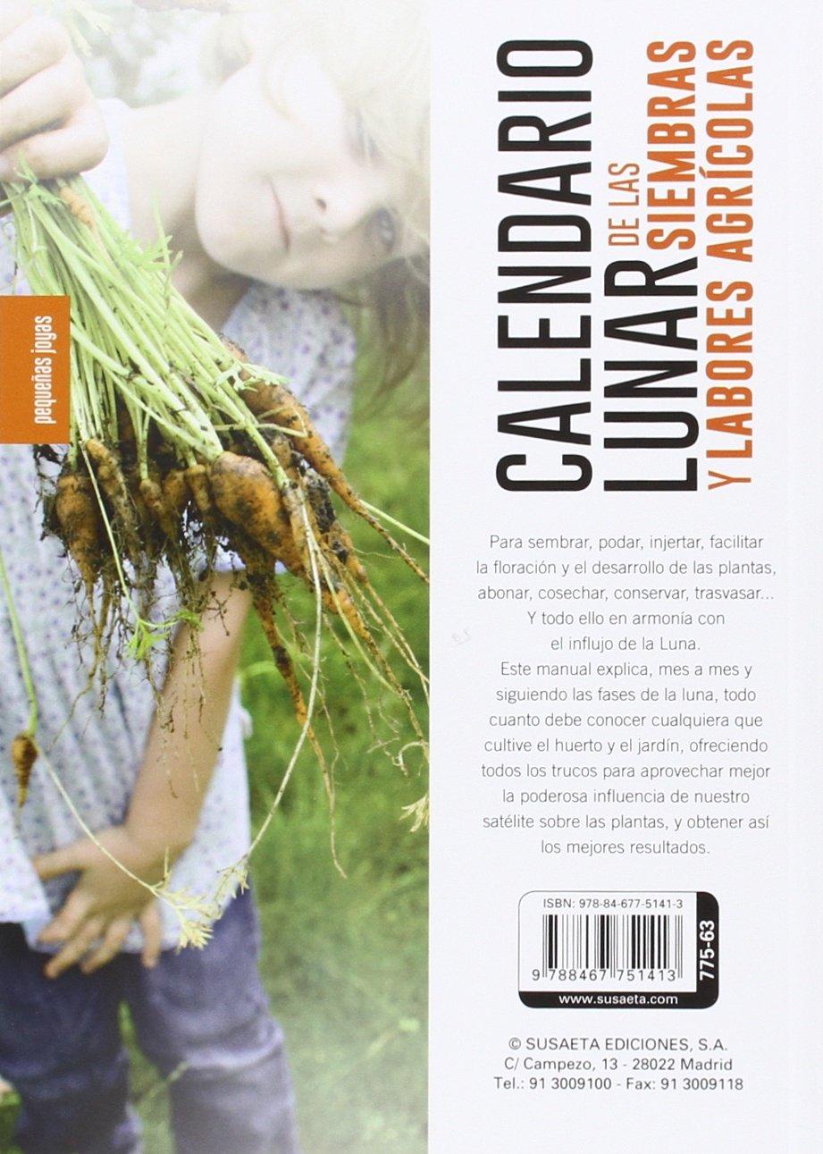 Calendario lunar de las siembras y labores agrícolas Pequeñas Joyas:  Amazon.de: Marco Bussagli: Fremdsprachige Bücher
