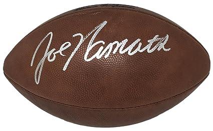 63cf48ee1 Joe Namath New York Jets Signed Vintage Wilson Duke Football JSA ITP ...