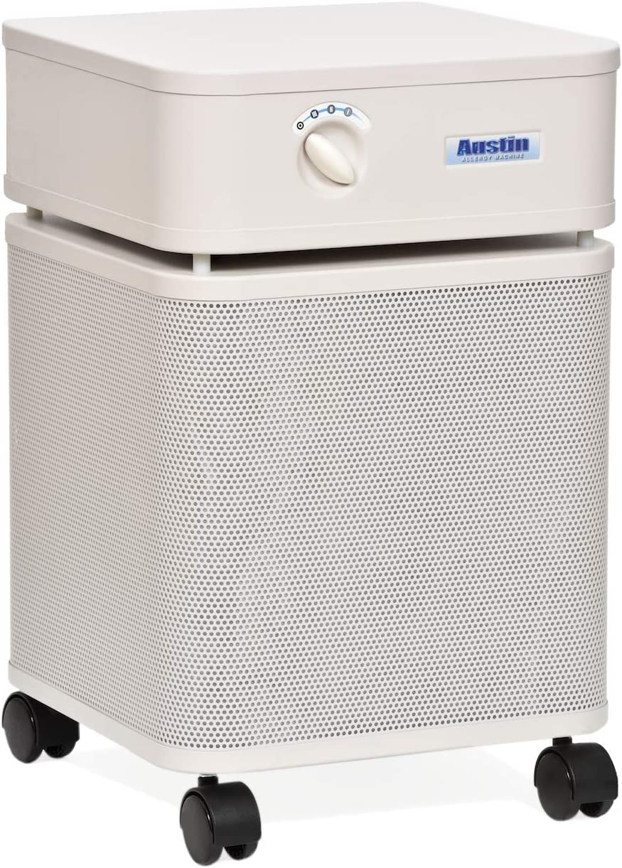 B0011EI2HC Austin Air Allergy Machine Standard Air Purifier B405C1, HM405, White 71KjDFiFbsL