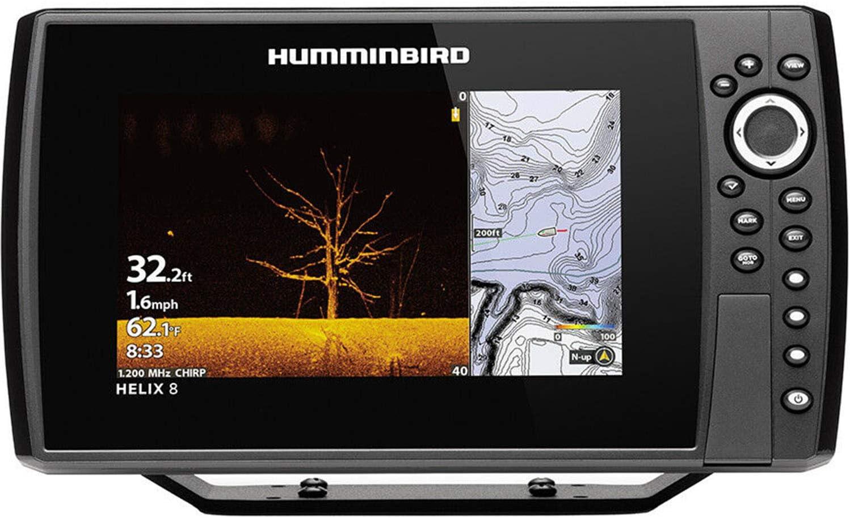 Humminbird Helix 8 Chirp Mdi Gps G3n No Xdcr Sport Freizeit