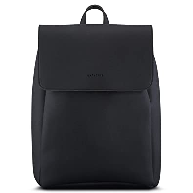 """e2850f81a7bc Expatrié Leather Backpack Women Black Noelle"""" Small Daypack Fashion  Backpacks"""