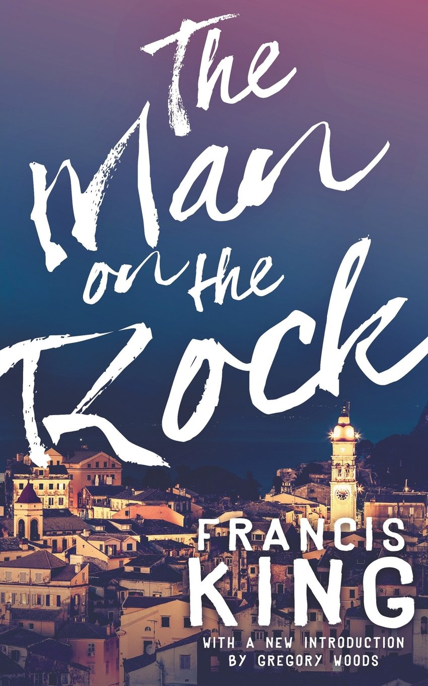 Read Online The Man on the Rock (Valancourt 20th Century Classics) pdf