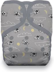 Snap One Size Pocket Diaper, Over the Moon