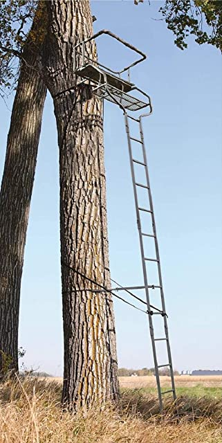 Sniper Deluxe 2-Man Ladder Tree Stand