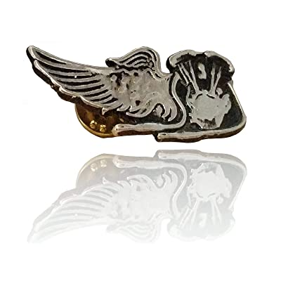 Daywalker Baguette de Biker Ange Wings Ailes Milwaukee Chopper Bobber Biker Winged V-Twin