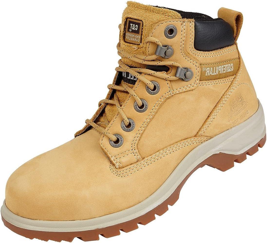 Work Boots, Beige Honey 002