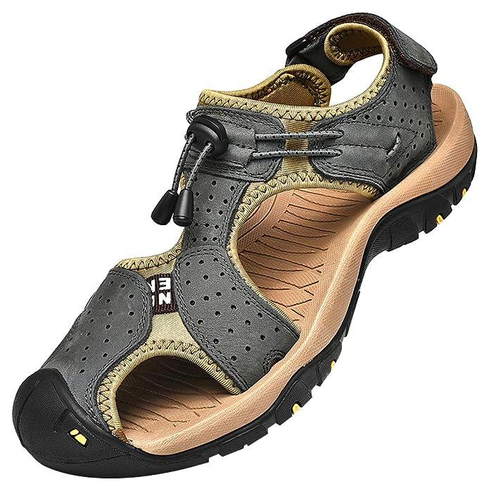 sandalias vestir hombre