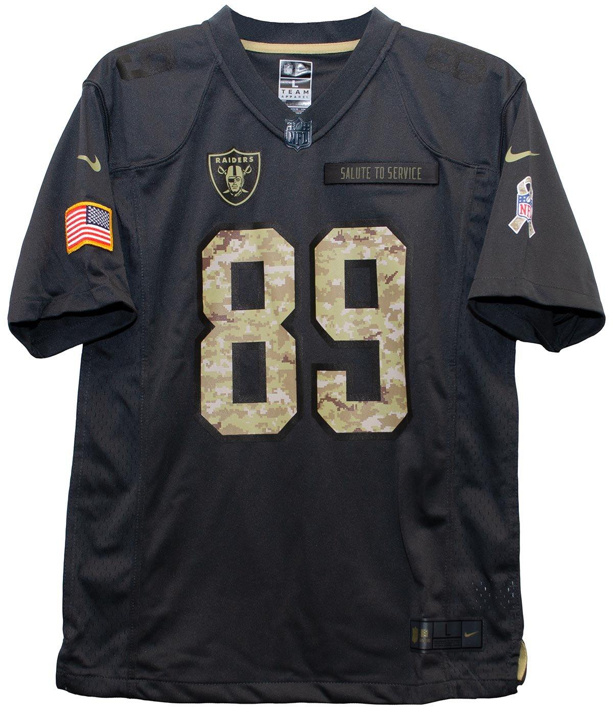 check out 23f7e 7eda9 Amazon.com : NIKE Amari Cooper Oakland Raiders Salute to ...