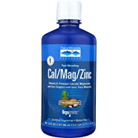Liquid Cal/Mag/Zinc Natural Pina Colada Flavor 32 Ounces