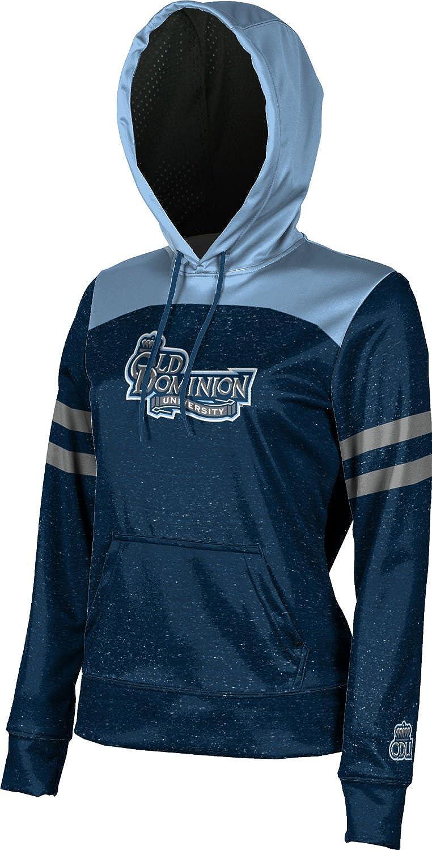 School Spirit Sweatshirt Old Dominion University Girls Pullover Hoodie Game Time