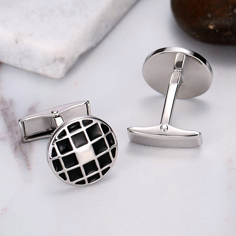 3cd0a2c89471 Número  1   par Gemeloss   Cada pieza de joyería de Epinki es un negro  peque o