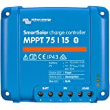 Victron Energy SmartSolar MPPT 75-Volt 15 amp Solar Charge Controller (Bluetooth)