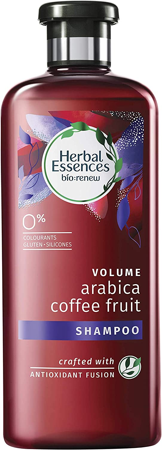 Herbal Essences, Champú de pelo para volumen - 400 ml