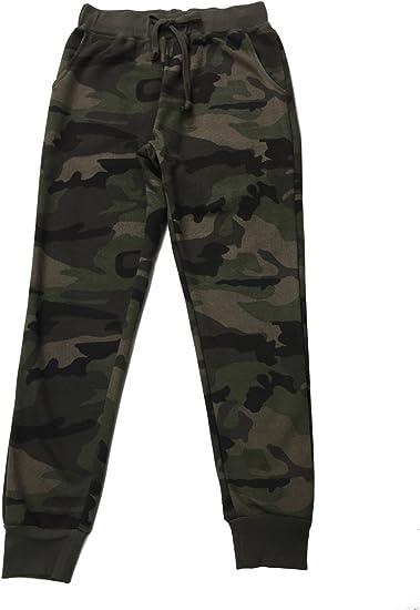Camouflage Cotton Casual Boys Sport Pants outdoors Trouser Bottoms Sweatpant