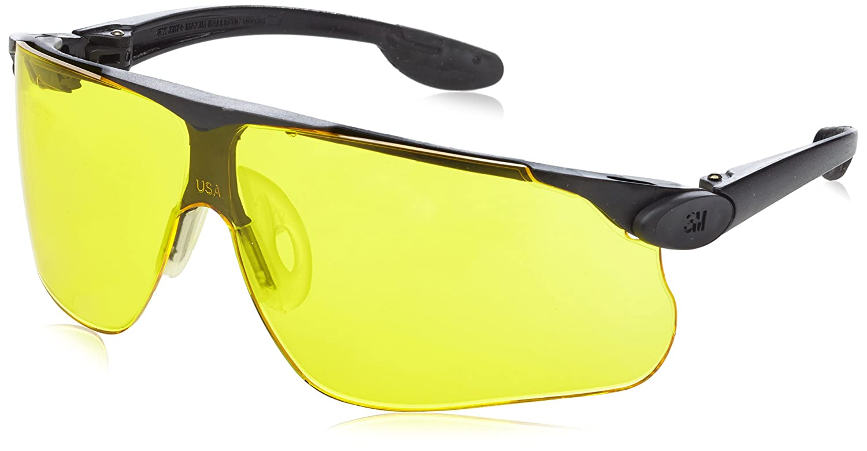 Gafas de seguridad para Caza y Tiro 3M Maxim Ballistic, DX, ocular amarillo, 13299-00000M